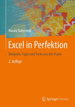 Excel in Perfektion von Nahrstedt,  Harald