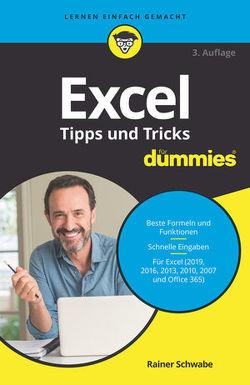 Excel Tipps und Tricks für Dummies von Schwabe,  Rainer