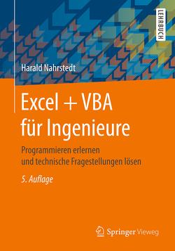 Excel + VBA für Ingenieure von Nahrstedt,  Harald