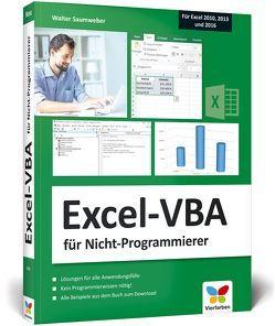 Excel-VBA für Nicht-Programmierer von Saumweber,  Walter