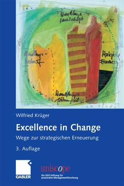 Excellence in Change von Krüger,  Wilfried