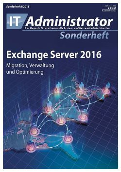 Exchange 2016 von Joos,  Thomas, Schulenburg,  Christian