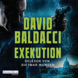 Exekution von Anton,  Uwe, Baldacci,  David, Wunder,  Dietmar