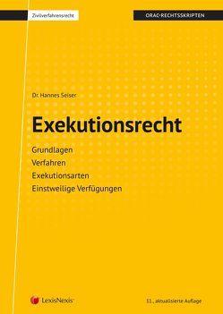Exekutionsrecht von Seiser,  Hannes