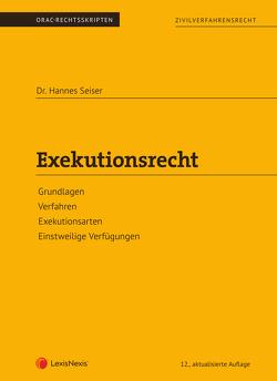 Exekutionsrecht (Skriptum) von Seiser,  Hannes