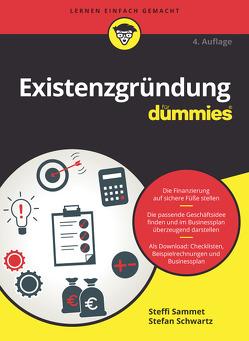 Existenzgründung für Dummies von Sammet,  Steffi, Schwartz,  Stefan