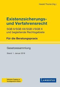 Existenzsicherungs- und Verfahrensrecht von Thomé,  Harald