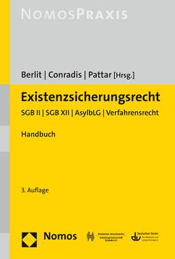 Existenzsicherungsrecht von Berlit,  Uwe, Conradis,  Wolfgang, Pattar,  Andreas Kurt
