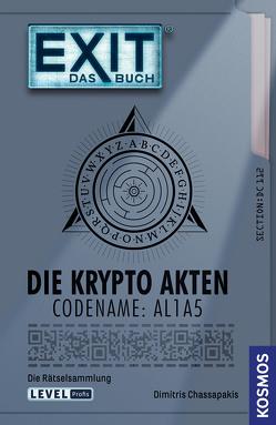EXIT – Das Buch: Die Krypto Akten. Codename: AL1A5 von Chassapakis,  Dimitris