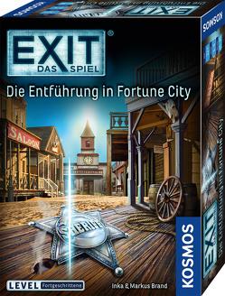 EXIT – Die Entführung in Fortune City von Brand,  Inka & Markus
