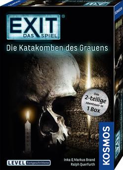 EXIT – Die Katakomben des Grauens von Brand,  Inka, Brand,  Markus, Querfurth,  Ralph