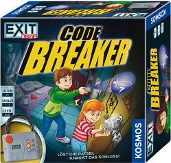EXIT Kids – Code Breaker von Brand,  Inka, Brand,  Markus, Querfurth,  Ralph