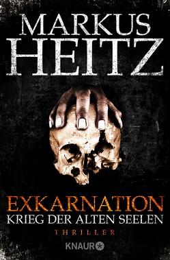 Exkarnation – Krieg der Alten Seelen von Heitz,  Markus