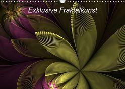 Exklusive Fraktalkunst / AT-Version (Wandkalender 2019 DIN A3 quer) von Art,  gabiw