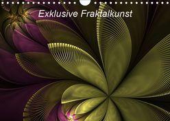Exklusive Fraktalkunst / AT-Version (Wandkalender 2019 DIN A4 quer) von Art,  gabiw