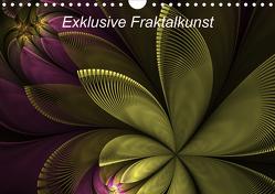 Exklusive Fraktalkunst / AT-Version (Wandkalender 2021 DIN A4 quer) von Art,  gabiw