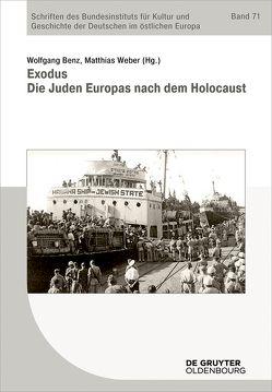 Exodus von Benz,  Wolfgang, Weber,  Matthias