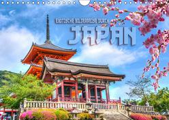 Exotische Bilderreise durch Japan (Wandkalender 2019 DIN A4 quer) von Bleicher,  Renate
