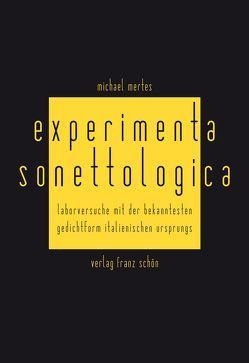 experimenta sonettologica von Mertes,  Michael