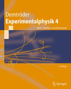 Experimentalphysik 4 von Demtröder,  Wolfgang
