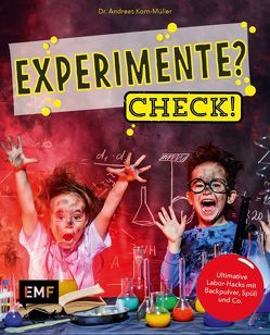 Experimente? Check!
