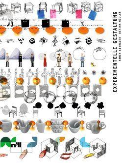Experimentelle Gestaltung von Lindauer,  Armin, Müller,  Betina
