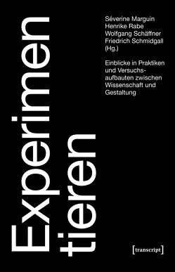 Experimentieren von Marguin,  Séverine, Rabe,  Henrike, Schäffner,  Wolfgang, Schmidgall,  Friedrich