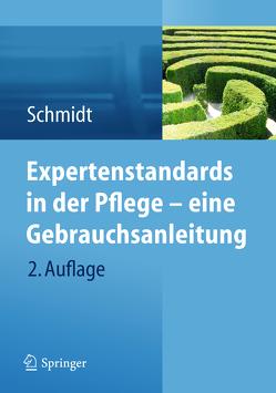 Expertenstandards in der Pflege – eine Gebrauchsanleitung von Schmidt,  Simone