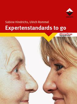 Expertenstandards to go von Hindrichs,  Sabine, Rommel,  Ulrich