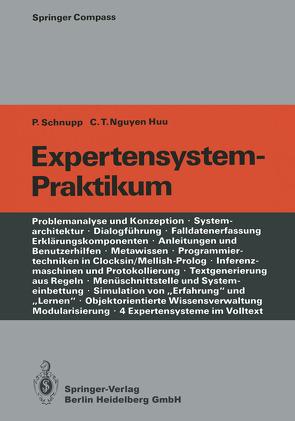 Expertensystem-Praktikum von Nguyen Huu,  Chau Thuy, Schnupp,  Peter