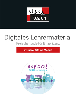 explora! / explora! click & teach 4 Box von Doepner,  Thomas, Keip,  Marina, Nowak,  Anne, Sucharski,  Antje