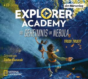 Explorer Academy 1 von Häußler,  Sonja, Kaminski,  Stefan, Trueit,  Trudi
