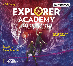Explorer Academy 2 von Häußler,  Sonja, Kaminski,  Stefan, Trueit,  Trudi