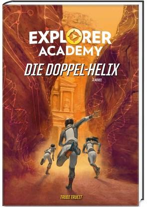 Explorer Academy – Die Doppel-Helix (Band 3) von Trueit,  Trudi