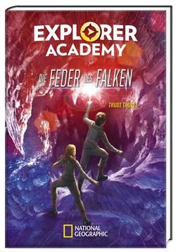 Explorer Academy – Die Feder des Falkens (Band 2) von Trueit,  Trudi