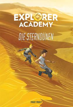 Explorer Academy – Die Sterndünen (Band 4) von Trueit,  Trudi