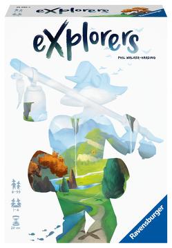 Explorers von Walker-Harding,  Phil