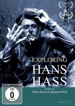 Exploring Hans Hass von Hass,  Hans
