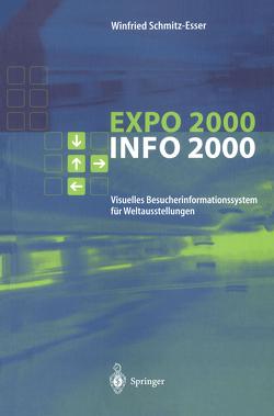 EXPO-INFO 2000 von Schmitz-Esser,  Winfried