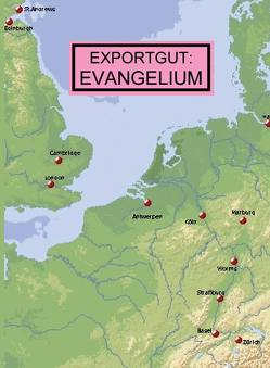 Exportgut: Evangelium von Haas,  Rainer