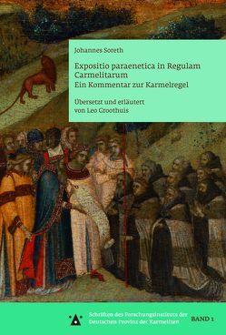 Exposito Paraenetia in Reulam Carmelitanum von Soreth,  Johannes