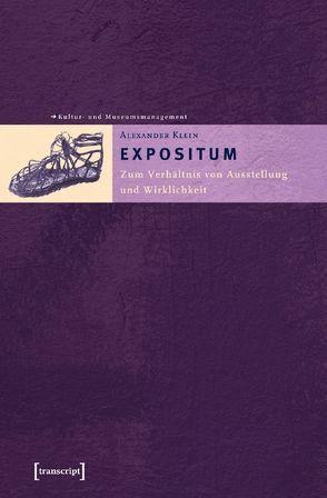 EXPOSITUM von Klein,  Alexander