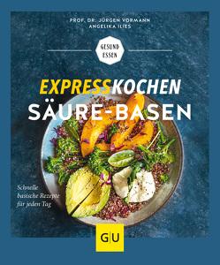 Expresskochen Säure-Basen von Ilies,  Angelika, Vormann,  Jürgen