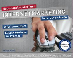 Expresspaket Internetmarketing premium von Sauldie,  Sanjay