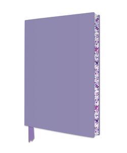 Exquisit Notizbuch DIN A5: Farbe Flieder