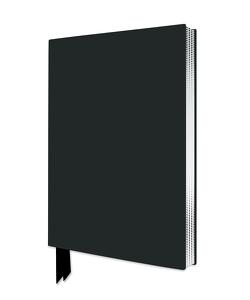 Exquisit Notizbuch DIN A6: Farbe Schwarz