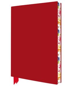 Exquisit Skizzenbuch: Farbe Rot