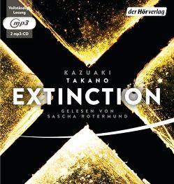 Extinction von Rotermund,  Sascha, Schmidt,  Rainer, Takano,  Kazuaki