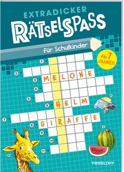 Extradicker Rätselspaß für Schulkinder von Lohr,  Stefan