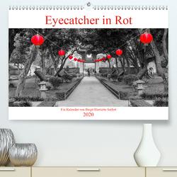 Eyecatcher in Rot (Premium, hochwertiger DIN A2 Wandkalender 2020, Kunstdruck in Hochglanz) von Harriette Seifert,  Birgit